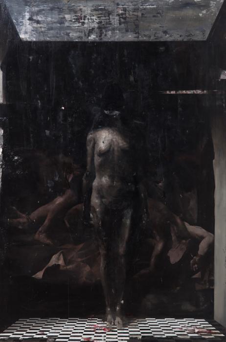 Арт-нуар итальянского художника Николы Самори (Nicola Samori).