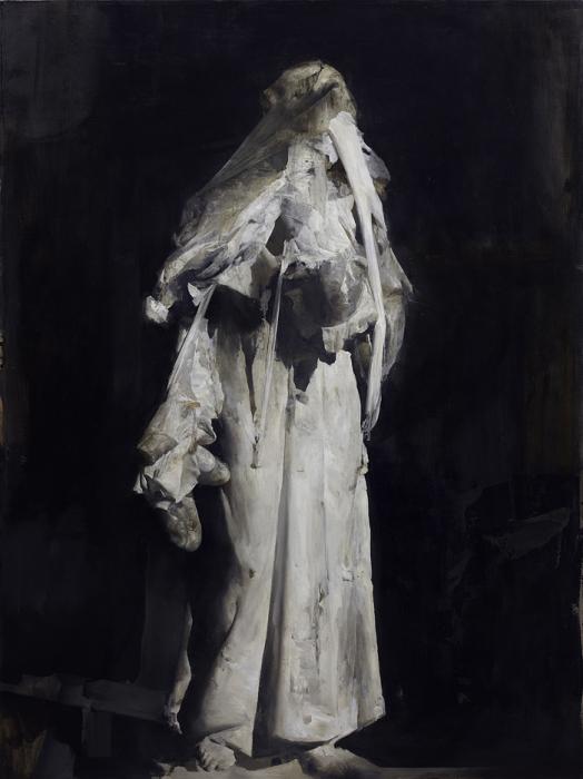 Головокружение (La Vertigine). Автор работ: итальянский художник Никола Самори (Nicola Samori).