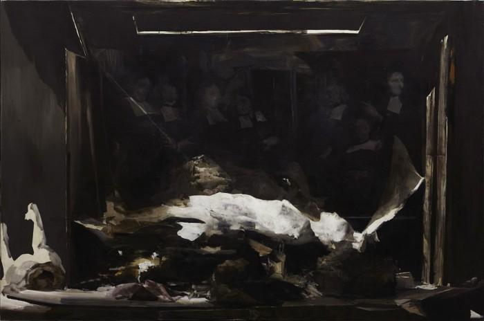 Коробка причин (Scatola della Ragione (Levitatio). Автор работ: итальянский художник Никола Самори (Nicola Samori).