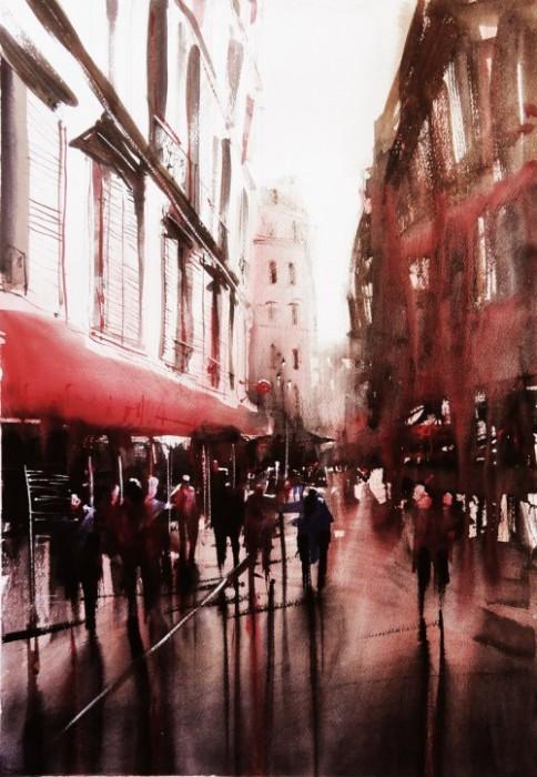 Другой Париж. Автор: Nicolas Jolly.