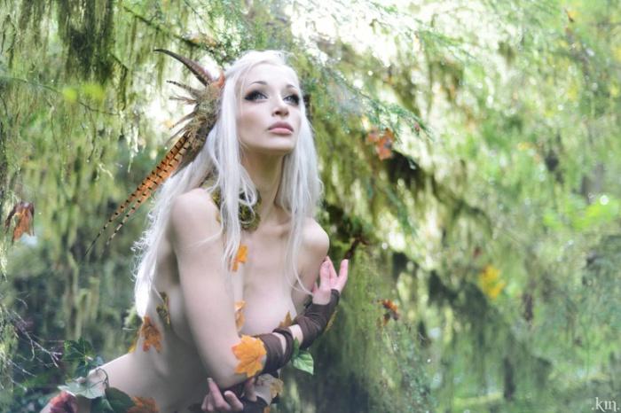 В таинственном лесу. Автор фото: Николь Киндра (Nikole Kindra).