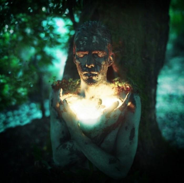Мистический свет. Автор фото: Николь Киндра (Nikole Kindra).