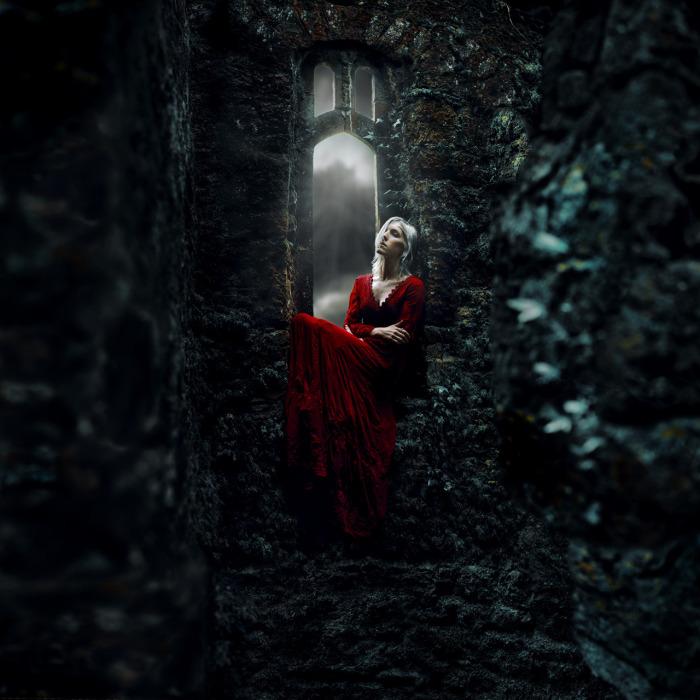 Тайны тёмного замка. Автор фото: Николь Киндра (Nikole Kindra).