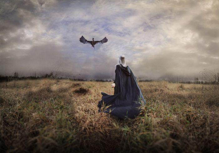 Мать драконов. Автор фото: Николь Киндра (Nikole Kindra).
