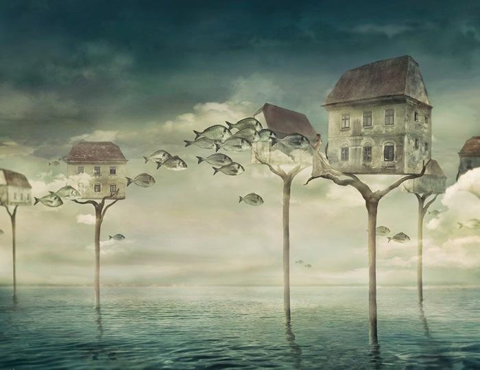 Мрачное творчество Николины Петолас (Nikolina Petolas).