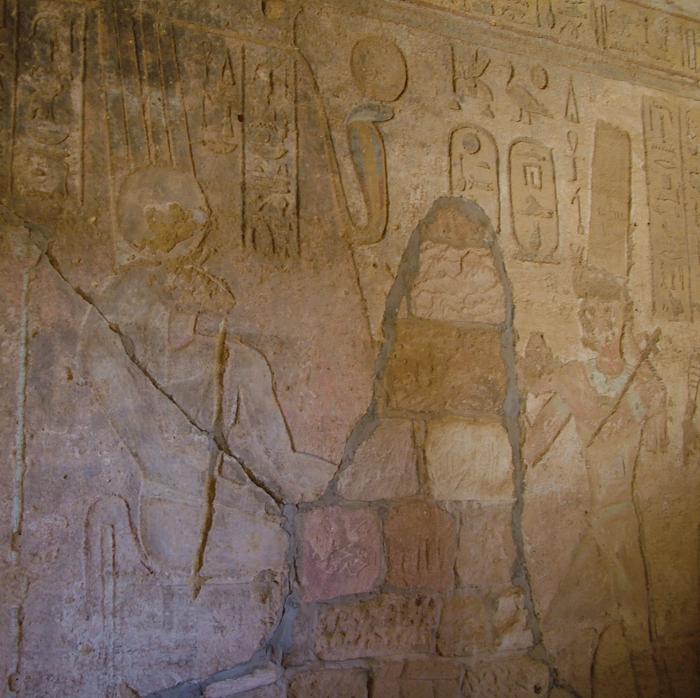 Напата — город на западном берегу Голубого Нила, располагался на 400 километров севернее Хартума, современной столицы Судана. \ Фото: ca.wikipedia.org.