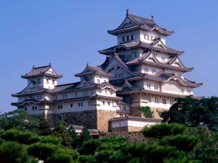 Замок Химедзи.