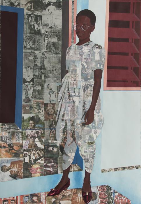 «Самые красивые»: Первая серия, Нидека Акуниили Кросби, 2014 год. \ Фото: studiomuseum.org.