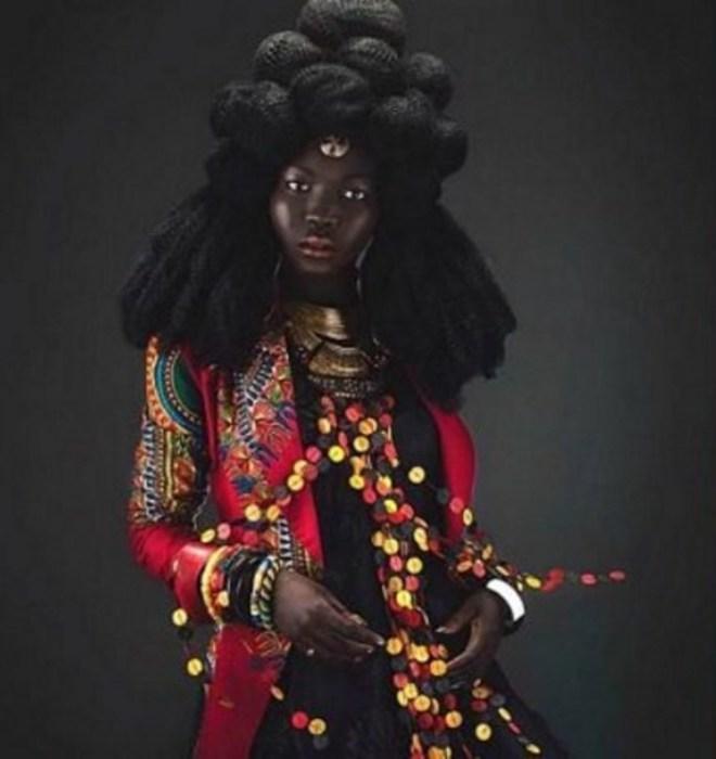 Любите тот цвет кожи, который вам был дан при рождении, независимо от того, какого она цвета или оттенка!