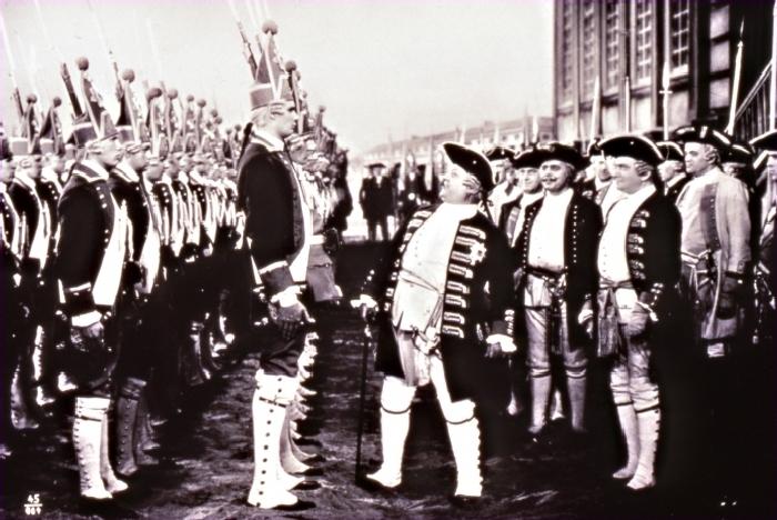 Прусская армия гигантов. \ Фото: fdb.cz.