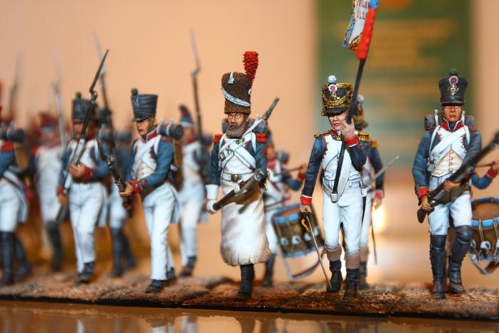 Оловянные солдатики (примерно XIX век). \ Фото: google.com.