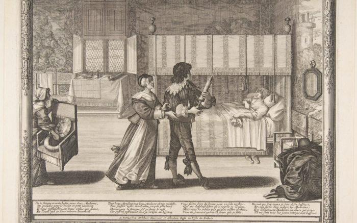 У Людовика XIV была одержимость клизмами. \ Фото: sandragulland.com.