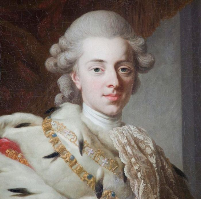 Кристиан VII Датский. \ Фото: alchetron.com.