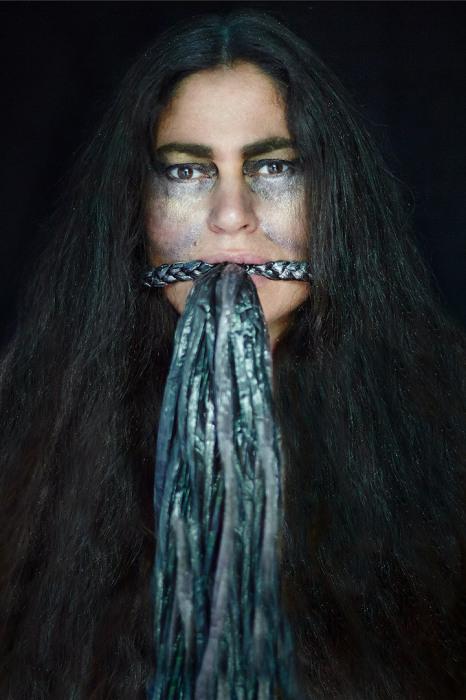 Розанна Рэймонд. \ Фото: qagoma.qld.gov.au.