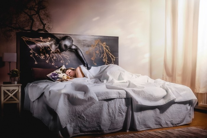 Спи, моя радость, усни. Автор: Juhamatti Vahdersalo.
