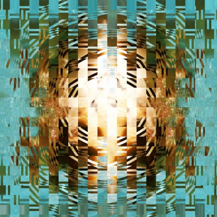 Калейдоскопические узоры. Серия фотографий «Вода и девушки».  Автор фото: Оливер Вилсон (Oliver Wilson).