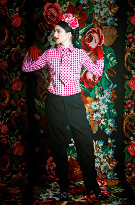 Проект Фрида Кало. Автор: Peter Olschinsky.