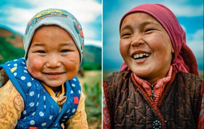 Лица Кыргызстана в снимках ливанского фотографа Омара Реда.