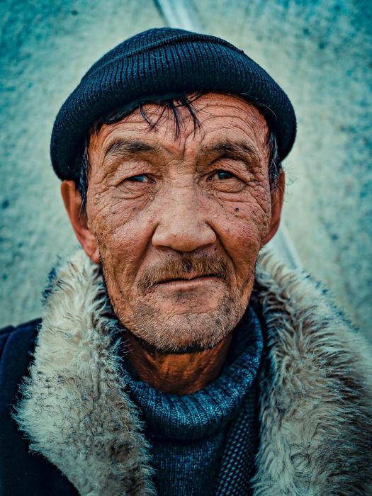 Портрет мужчины. Автор: Omar Reda.