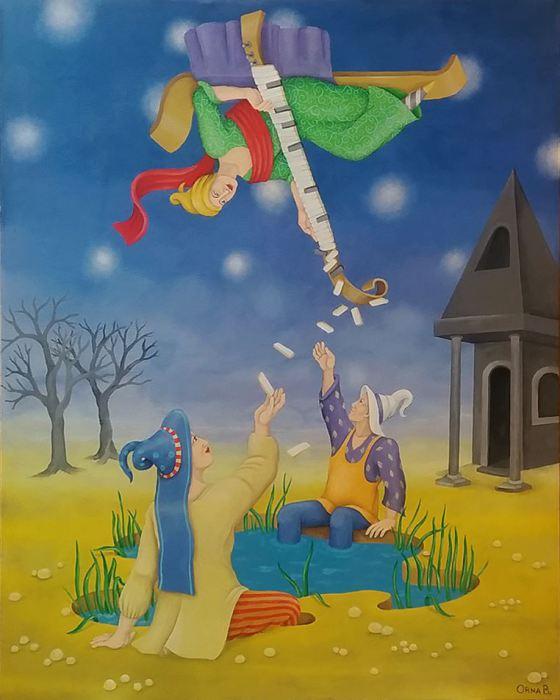 �������� ������ (Heavenly Music). ��� � ����. ������� ������������ ��������� ���� ���-����� (Orna Ben-Shoshan).