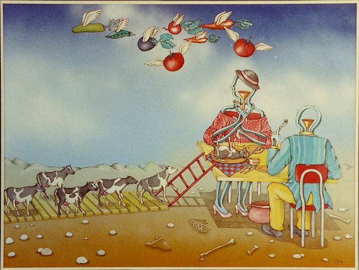 ���������� ����� (Vegetables are Free). ��� � ����. ������� ������������ ��������� ���� ���-����� (Orna Ben-Shoshan).