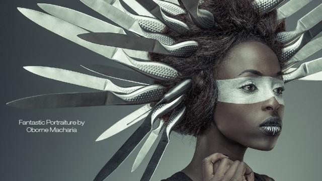 Фантастические портреты кенийского фотографа Осборна Махария (Osborne Macharia).