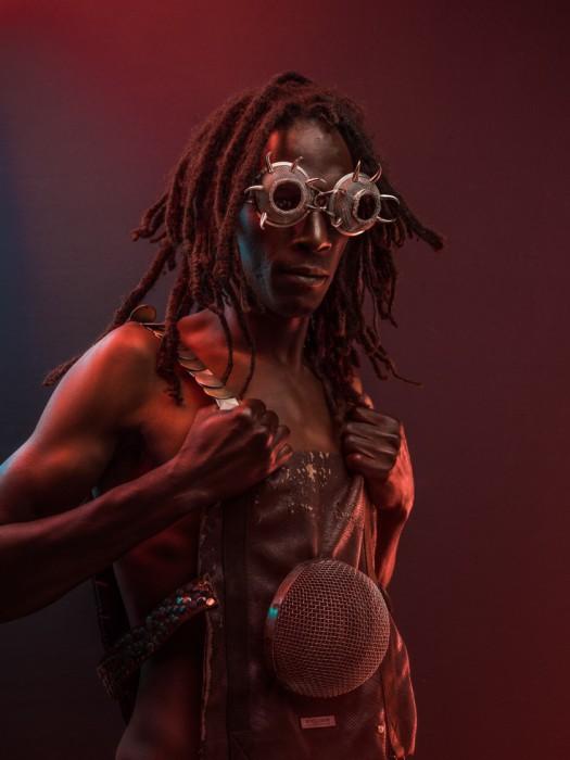Мастер трекер, Кимани 'Ниндзя' Нганга (Kimani 'Ninja' Nganga). Автор фото: Осборн Махария (Osborne Macharia).
