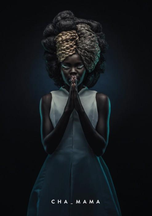 CHA_MAMA: Игры в которые играют девочки, изображая жен и мам (Girls role playing as mothers and wives). Автор фото: Осборн Махария (Osborne Macharia).