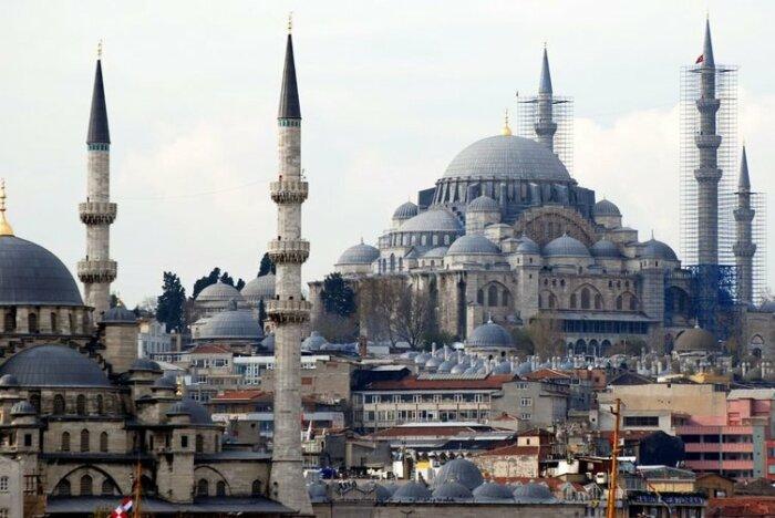 Мечеть Сулеймание, Стамбул. \ Фото: sabah.com.tr.