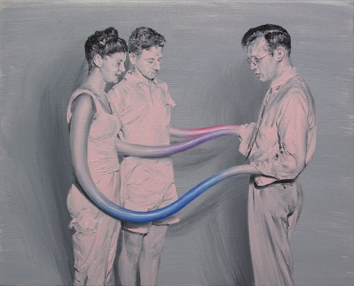 Взаимосвязь. Автор: Paco Pomet.