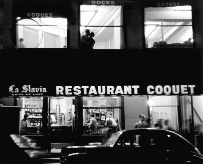 Монмартр, 1953 год.