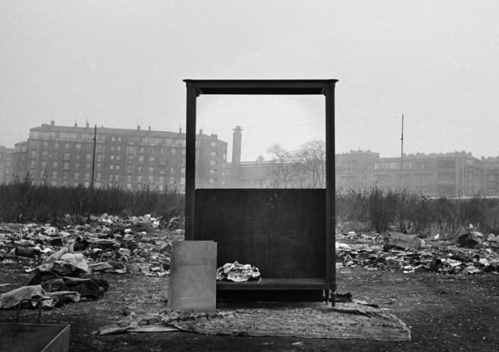 Клиньянкур, Париж, 1955 год. Автор: Christer Strömholm.