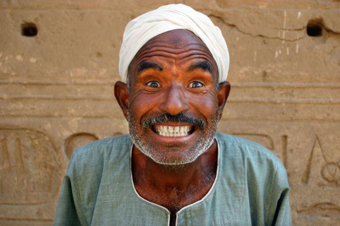 Житель Асуана, Египет. Автор: Pascal Mannaerts.