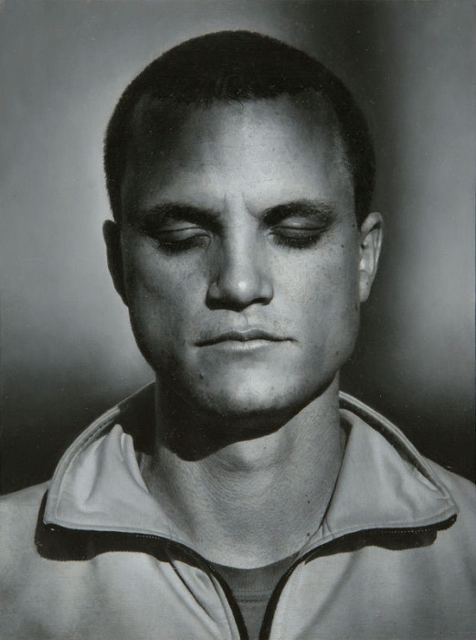 Портрет мужчины. Автор работы: Patrick Kramer.