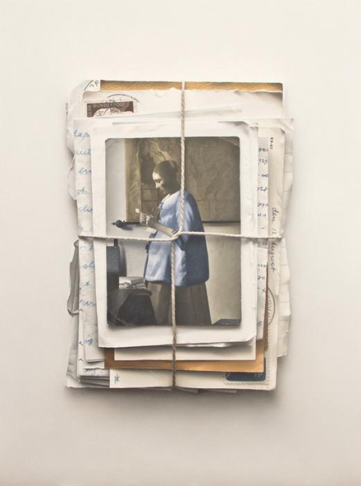 Стопка старых писем и открыток. Автор работы: Patrick Kramer.