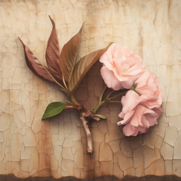 Нежные цветы. Автор работы: Patrick Kramer.