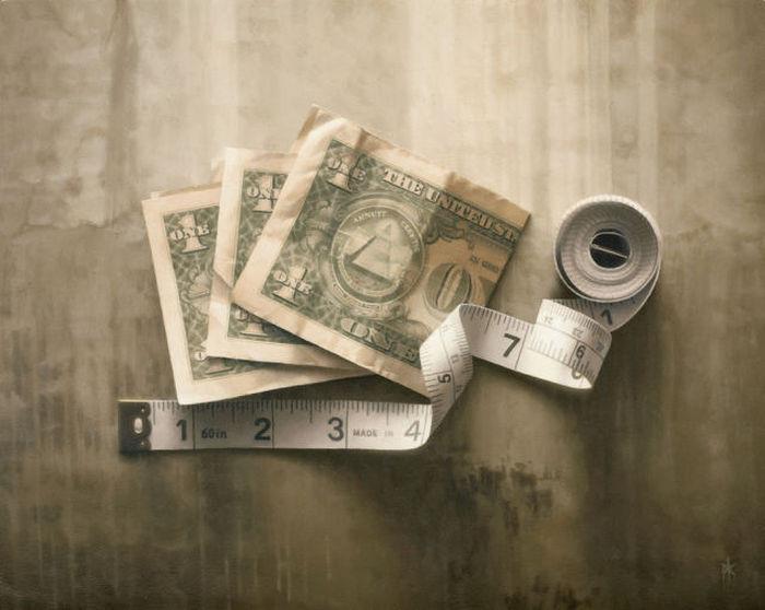 Измерение денег. Автор работы: Patrick Kramer.