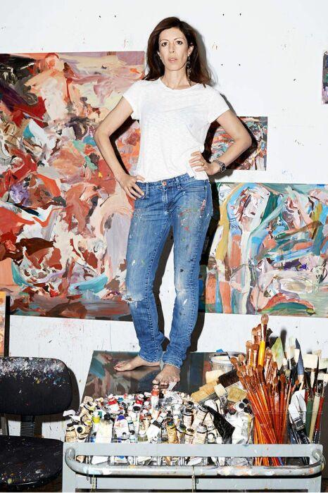 Сесили Браун. \ Фото: ar.pinterest.com.