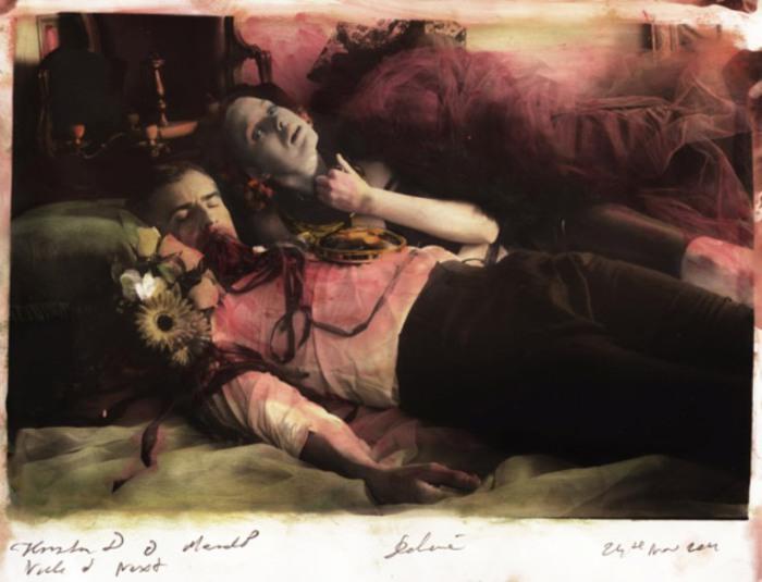 Мрачная романтика в работах Паулины Отилье Сурис (Paulina Otylie Surys).