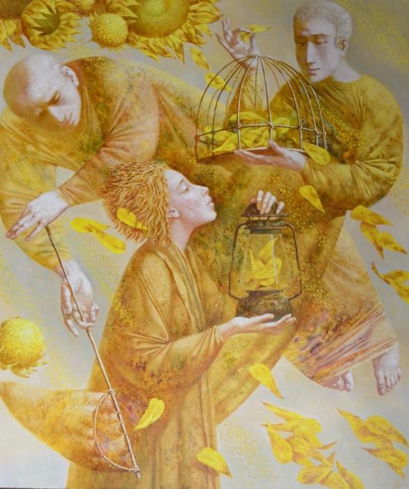 Ловцы солнечного ветра. Автор: Павел Антипов.