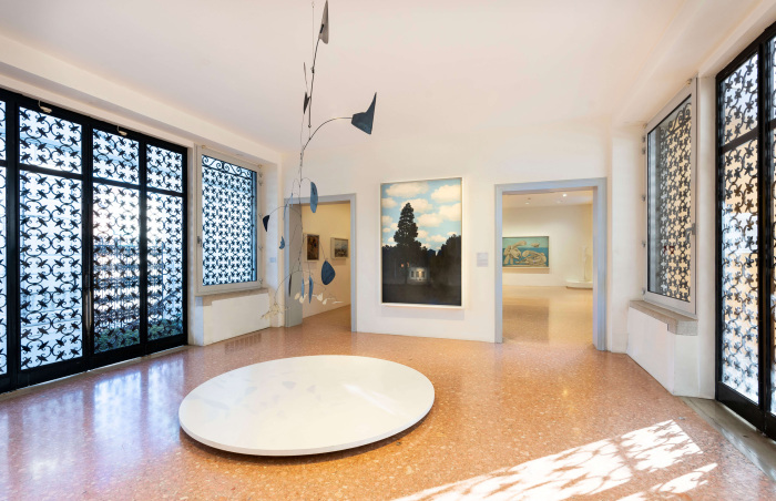 Коллекция Пегги Гуггенхайм, Венеция. Фотограф: Matteo De Fina. \ Фото: les-bons-plans-de-venise.com.