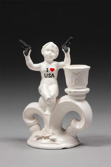 Я люблю США. Автор: Penny Byrne.