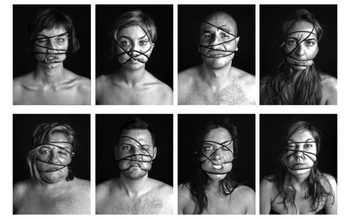 Визуальная интерпретация дискомфортного состояния, которое так сложно описать словами.  Автор фото: Наталия Перейра (Pereira Natalia).