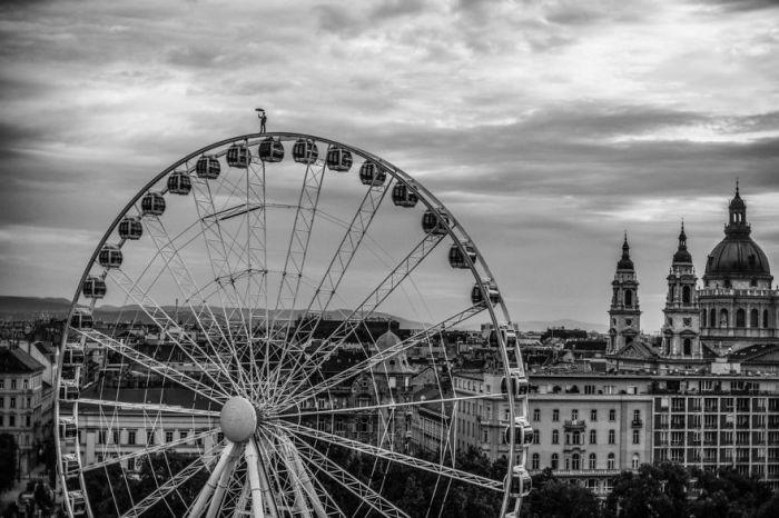 Добро пожаловать в Будапешт. Автор фото: Питер Калло (Peter Callo).