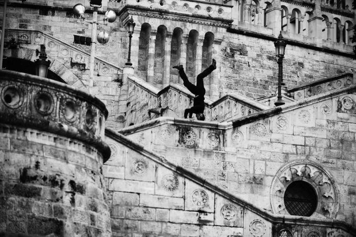 Ломаные линии, Будапешт. Автор фото: Питер Калло (Peter Callo).