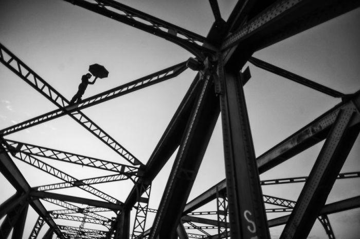Соединительные линии, Будапешт. Автор фото: Питер Калло (Peter Callo).