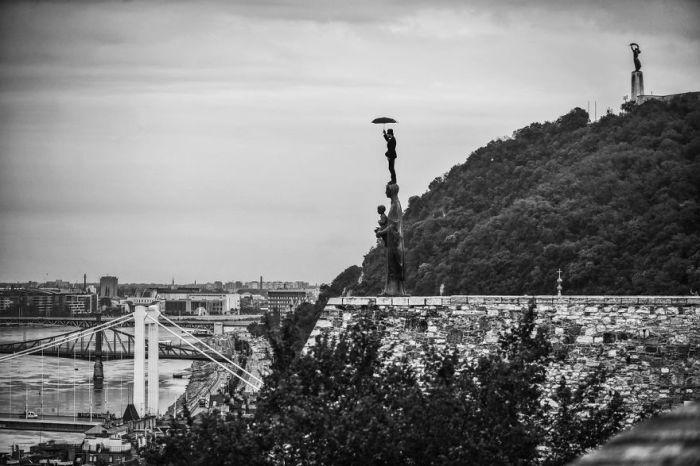 Возвышенность, Будапешт. Автор фото: Питер Калло (Peter Callo).