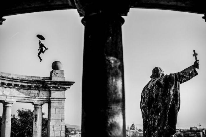 Статуя Геллерт, Будапешт. Автор фото: Питер Калло (Peter Callo).
