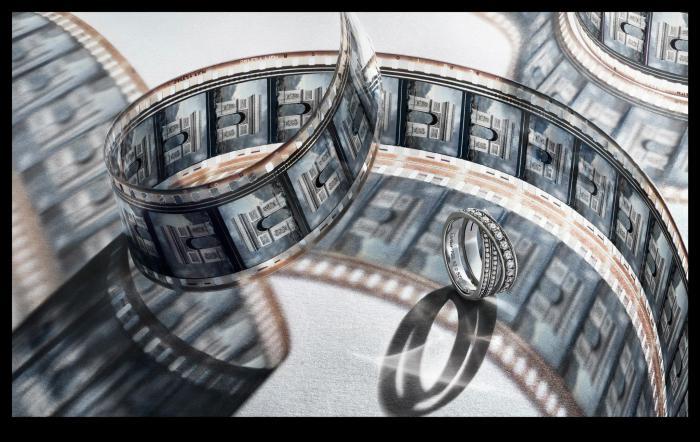 Коллекция украшений Картье (Cartier's Art Deco Jewelry). Современный фотограф: Питер Липпманн (Peter Lippmann).