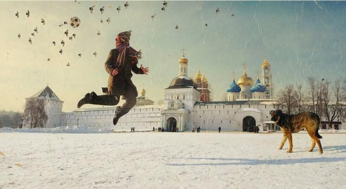 Снимок из серии «Великая Россия». Автор работ: Пётр Ловыгин (Petr Lovigin).